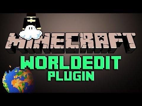 WorldEdit Bukkit Plugin Minecraft 1.7.4 | German| | Tutorial |