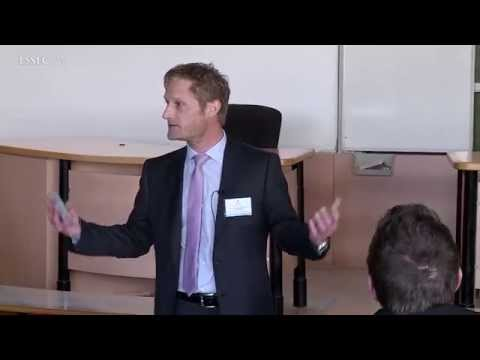 "Master Class ESSEC | ""International strategies for the retail sector"" by Nicolas Graf"