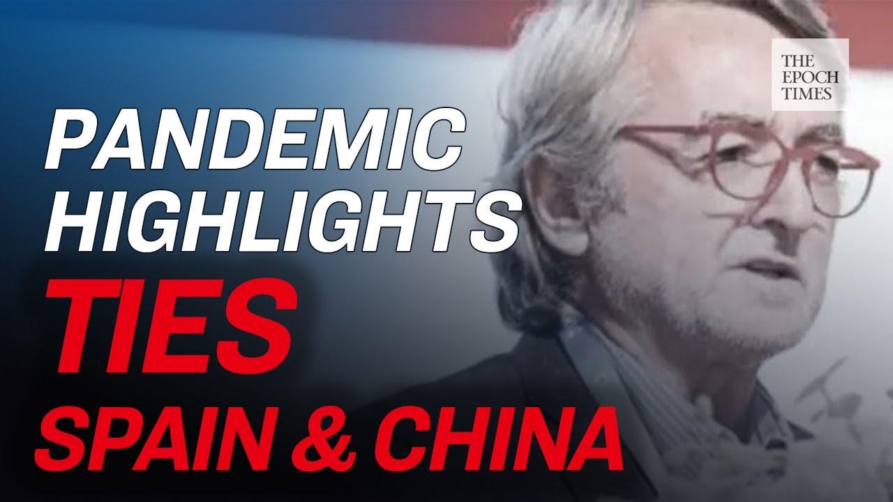 Spain Helps China Cover-Up Live Organ Harvesting | CCP Virus | COVID-19 | Coronavirus | Epoch News
