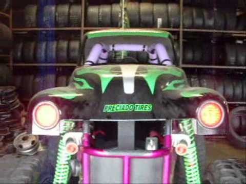 Monster Truck Patriot Racing Mini Monster Truck Youtube