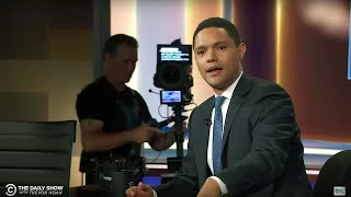 Trevor Noah Reveals Why His Canine Appeared To Be So 'Silly'