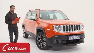 Top 10 Things To Know About The Jeep Renegade