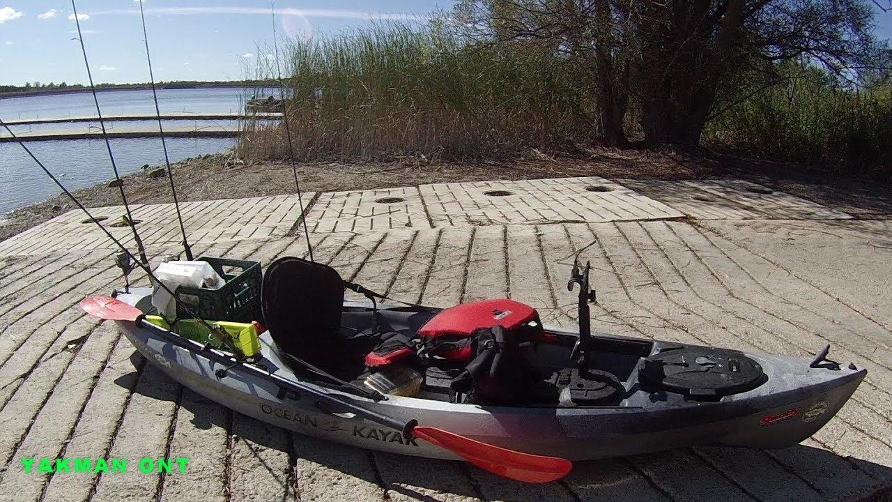 Ocean Kayak Tetra 10 Angler