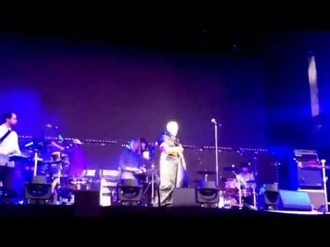 Róisín Murphy @ Flow Festival 15/8/2015