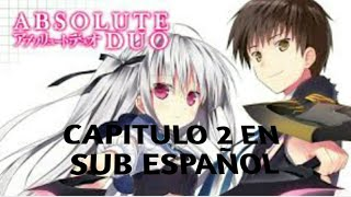 absolute duo capitulo 2 completo en sub español アブソリュート・デュオ 検索動画 1