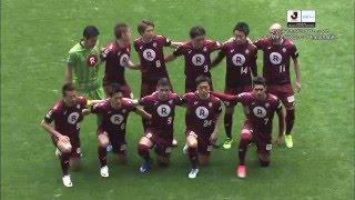 2016ナビスコカップグループステージ第2節 ヴィッセル神戸×鹿島アントラ...