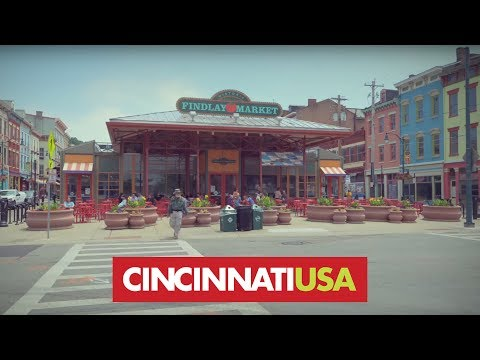 Have you heard about Cincinnati?