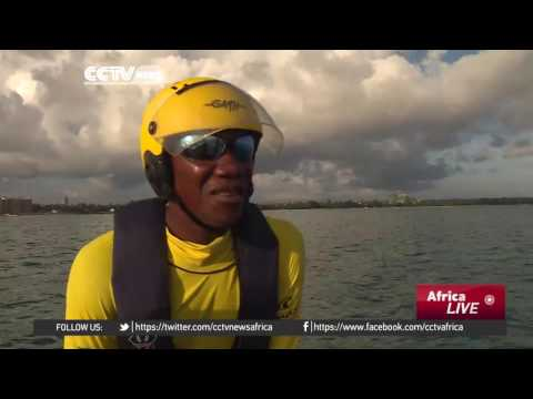 Volunteers start first sea rescue service in Tanzania, aiming to save lives