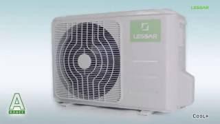 Настенные сплит-системы серии Lessar Cool +(Кондиционеры (сплит системы) постоянной производительности Lessar Cool + являются кондиционерами «Эконом» клас..., 2016-07-24T10:38:34.000Z)