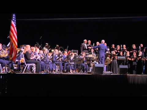 Battle Hymn of the Republic - USAF Band of Flight