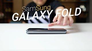 พรีวิว Galaxy Fold | มันคือนวัตกรรม 69,900 บ.