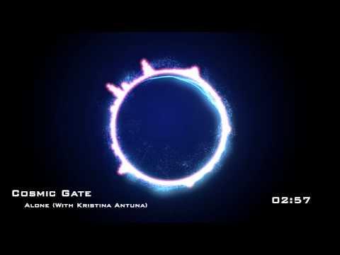 Cosmic Gate - Alone (With Kristina Antuna)