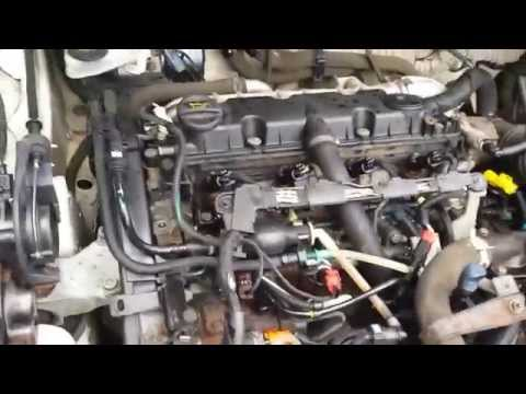 2l HDI turbo engine