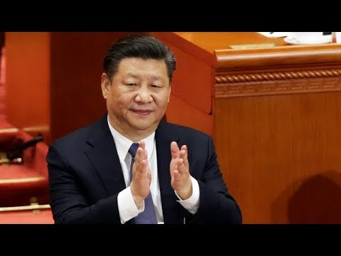 China ends presidential term limits