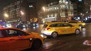 Пешком по Москве: от метро Сокольники до Кремля