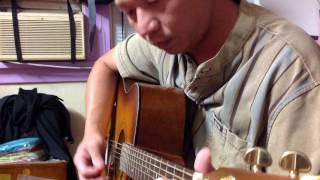 Nỗi Buồn Hoa Phượng guitar
