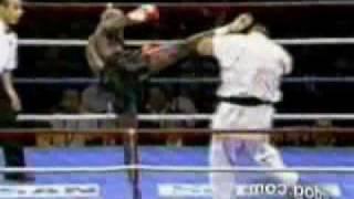 ПРОФЕСОР kickboxing К-1 - Ернесто Хуст
