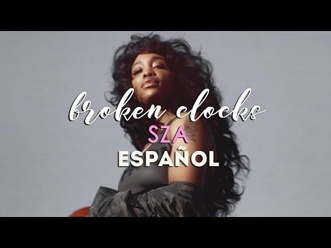 SZA // Broken Clocks [Traducida al español]