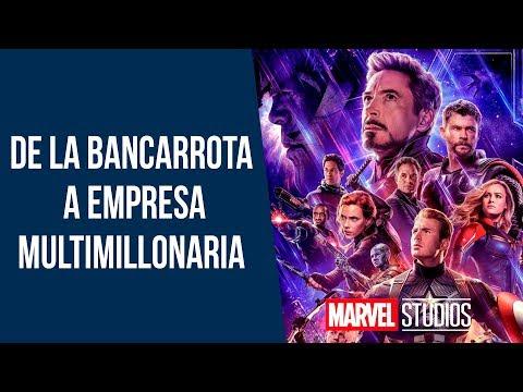 Cómo Marvel Studios pasó de la bancarrota a ganar 22 mil millones de dólares