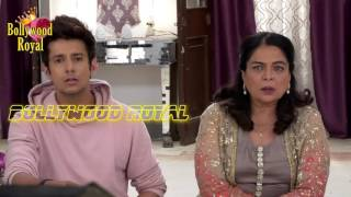On Location Of TV Serial 'Naamkaran'