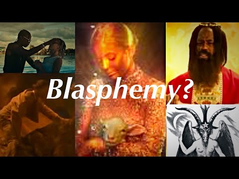 """Travis Scott's Video """"Stop Trying To Be God"""" Decoded! Blasphemous Celebration Of The Anti-Christ?"""