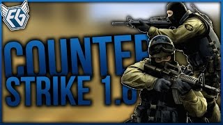 Český GamePlay | Counter Strike 1.6 - Nejdivnější CZ Server | 60FPS