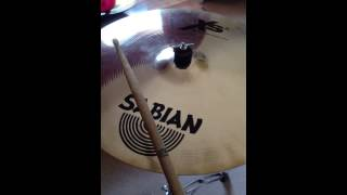 Sabian Xs20 set for sale