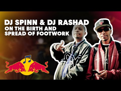 DJ Spinn & DJ Rashad Lecture (Madrid 2011) | Red Bull Music Academy