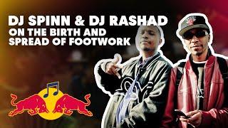 DJ Rashad & DJ Spinn (RBMA Madrid 2011 Lecture)