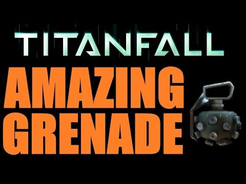 Titanfall - My sickest grenade yet - predicting the future with a frag! (Titanfall Gameplay)