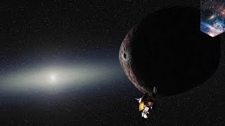NASA's New Horizons space ship only 2 years away from its next target after Pluto flyby - TomoNews