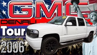 I Found this 2006 GMC Sierra Denali 1500 Series Truck & I Love the Way It's Styled!!!
