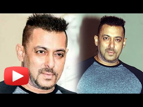 Video First Look Salman Khan New Haircut For Tubelight Youtube