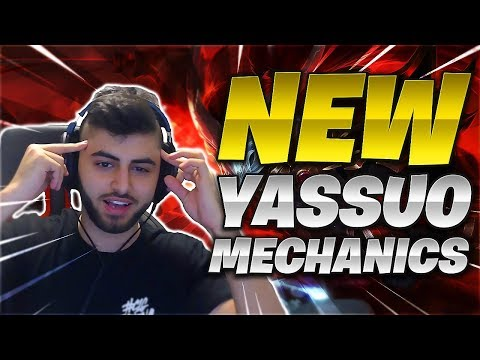 YASSUO DISCOVERS NEW MECHANICS | FAKER ONESHOTS | BROKEN BLADE'S LEE SIN | LL STYLISH | LoL Moments