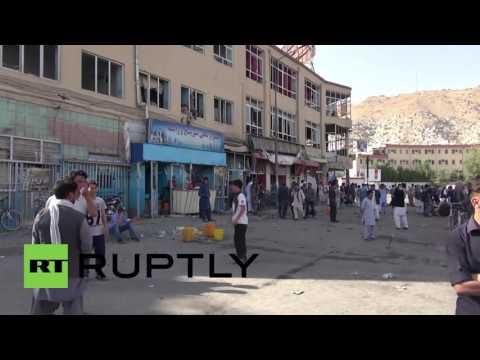 Afghanistan: 61 dead, 207 injured in attack against Hazara minority in Kabul