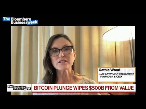 Ark's Cathie Wood Says Bitcoin Will Still Hit $500,000