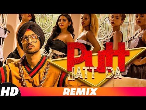 Putt Jatt Da | Audio Remix | Diljit Dosanjh | Ikka I Kaater I Dj Intoxy | Latest Songs 2018