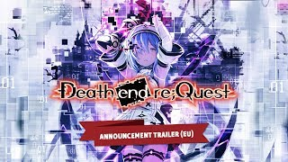 Death end re;Quest Announcement Trailer (EU)