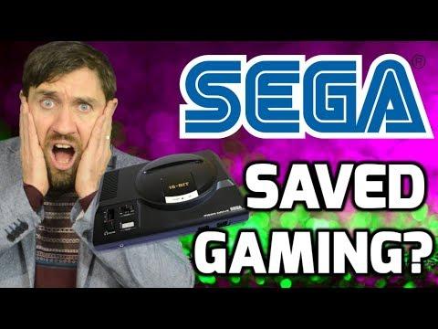 Sega Saved The Video Game Industry? - Genesis vs NES History