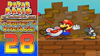 "Paper Mario: The Thousand Year Door - Part 28 ""Secret Love Partner!"" (Chapter 4 Interlude)"