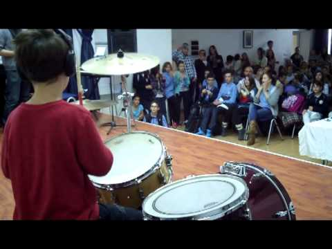 Mario - Whistle (Flo Rida  Drum Cover)