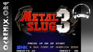 OC ReMix #1631: Metal Slug 3
