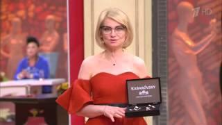 Эвелина Хромченко рекомендует украшения KABAROVSKY(Украшения KABAROVSKY в передаче