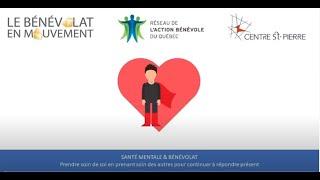 Midi-conférence: «Santé mentale et bénévolat»