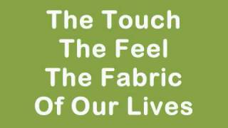 Leona Lewis - Fabric Of My Life [Lyric Video]