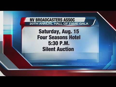 Nevada Broadcasters Association holding gala this weekend