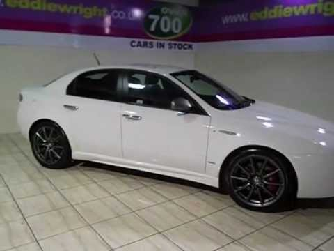Alfa romeo 159 exterior interior tour of a 61 plate for Alfa romeo 159 interieur