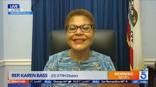 California Rep. Karen Bass On The Life And Legacy Of John Lewis