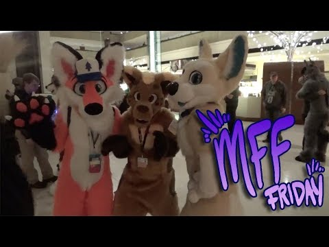 MFF 2017 Vlog [Friday]- No pants, Bingo!, and Suiting about