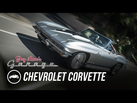 Joe Rogan's 1965 Chevrolet Corvette Stingray Restomod – Jay Leno's Garage